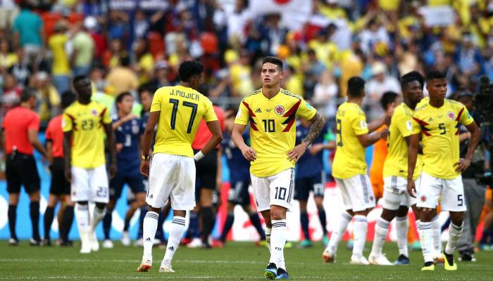 Сборная Колумбии стала третьей на Копа Америка