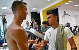 Дибала и Роналду в матче с Сассуоло забили сотые голы в составе Ювентуса