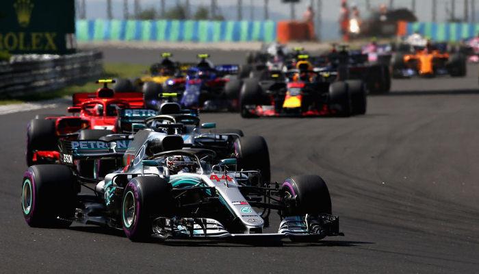 Хэмилтон Формула 1