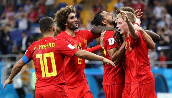 Бельгия Япония рекорд чемпионат мира 2018