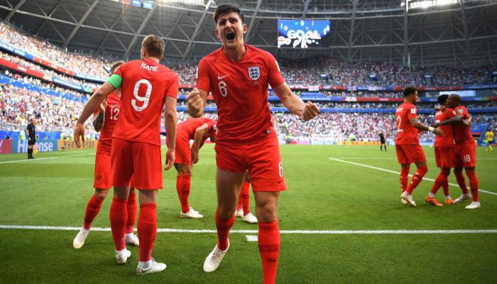 Магвайер Англия Швеция ЧМ-2018 чемпионат мира
