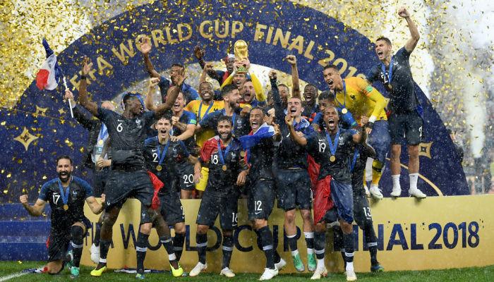 чемпионат мира 2018 Франция рекорд
