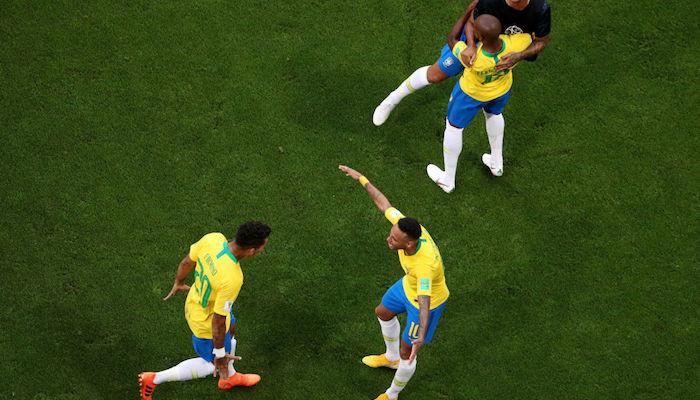 Сборная Бразилии чемпионат мира 2018