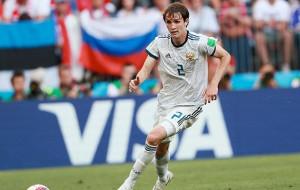 Марио Фернандес тренировался в общей группе перед матчем со сборной Дании