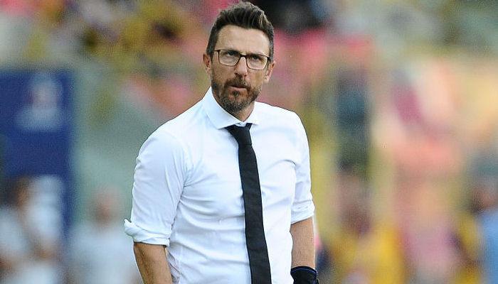 Бывший тренер Ромы Ди Франческо близок к назначению в Верону
