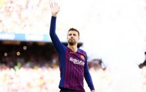 Жерар Пике не поможет Барселоне в матче против ПСЖ