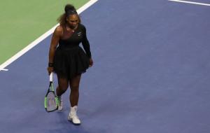 Великолепная победа Серены Уильямс над Симоной Халеп в 1/4 Australian open (видео)