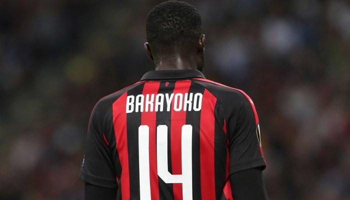 Бакайоко перешёл на правах аренды в Наполи