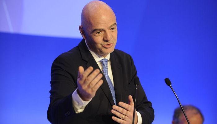 Инфантино: «Я много работал в УЕФА и поддерживал футбольную модель в Европе. Я защищаю эту модель»