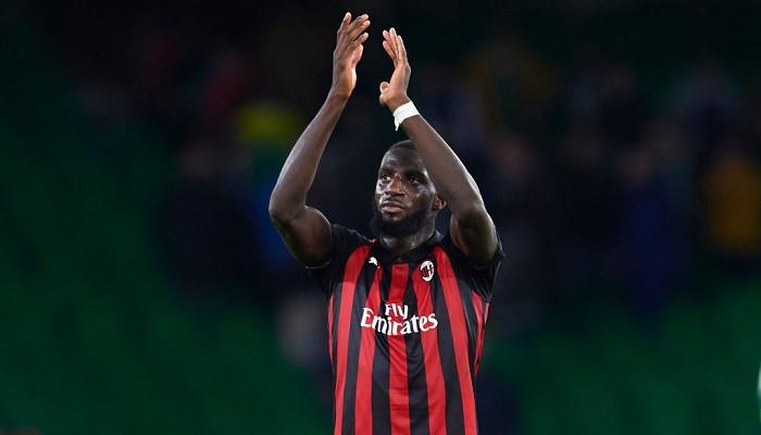 Бакайоко на правах аренды перешел в Милан