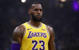 ЛеБрон Джеймс сможет помочь Лейкерс в заключительных матчах регулярного сезона НБА