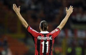 Два гола Ибрагимовича, которые принесли Милану победу над Кальяри (видео)