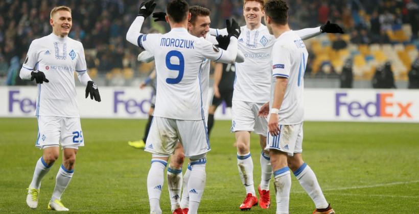 Анонс матчей Лиги Чемпионов УЕФА