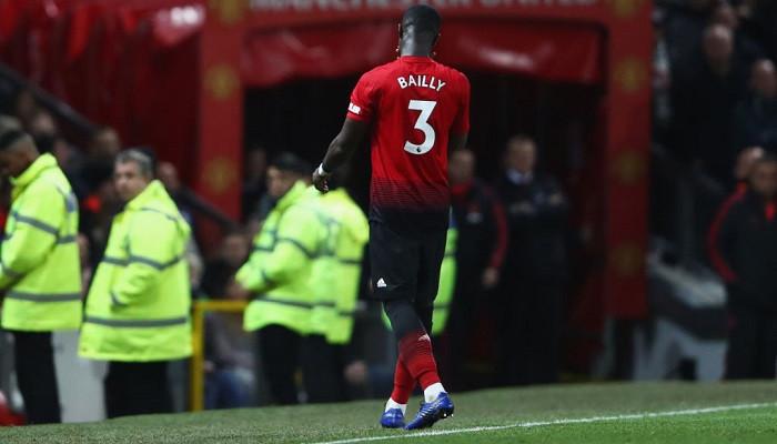 Эрик Байи покинет Манчестер Юнайтед