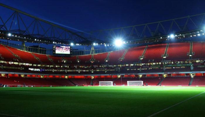 Арсенал стадион Эмирейтс