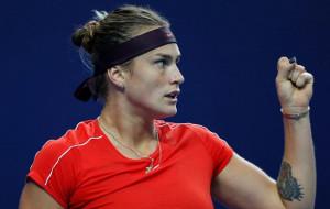 Арина Соболенко не смогла выйти в финал турнира в Страсбурге