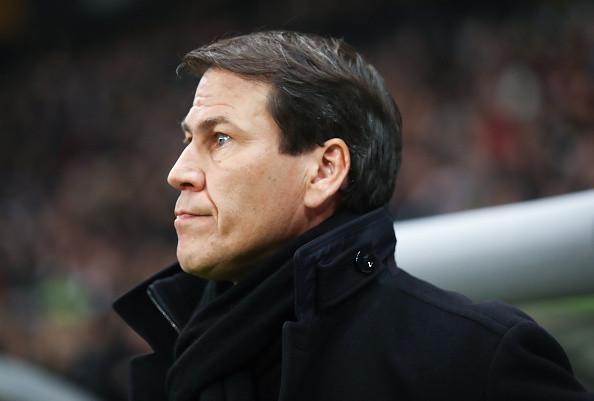 Руди Гарсия покинул пост главного тренера Лиона
