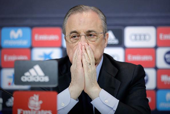 Перес Реал Мадрид VAR Примера