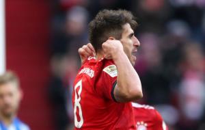 Хави Мартинес покинет мюнхенскую Баварию. Испанец играл в клубе с 2012 года