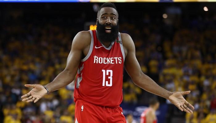 Харден Хьюстон Рокетс НБА