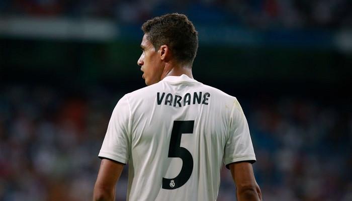Варан Реал Мадрид