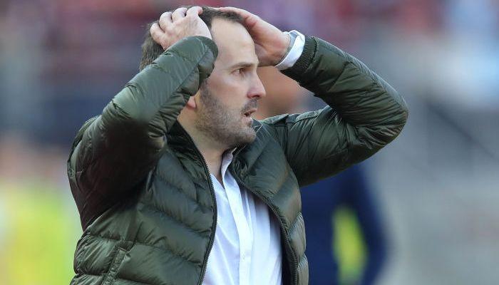 Баум тренер Аугсбург