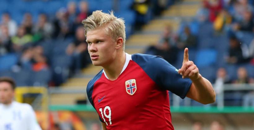 Эрлинг Холанд не поможет Норвегии в матчах отбора на ЧМ-2022
