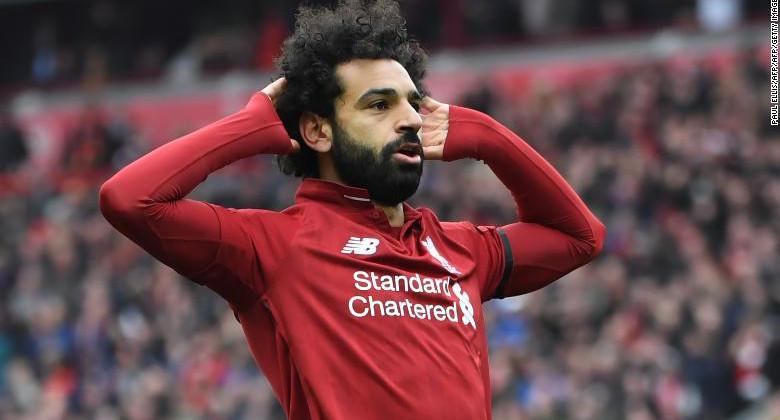 Мохамед Салах забил сотый гол за Ливерпуль