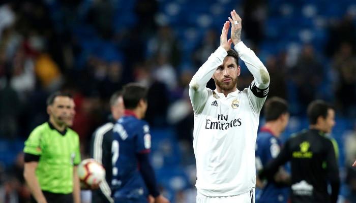 Рамос Реал Мадрид