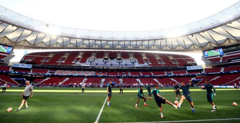 Мадридский Реал сможет играть домашние матчи на Ванда Метрополитано