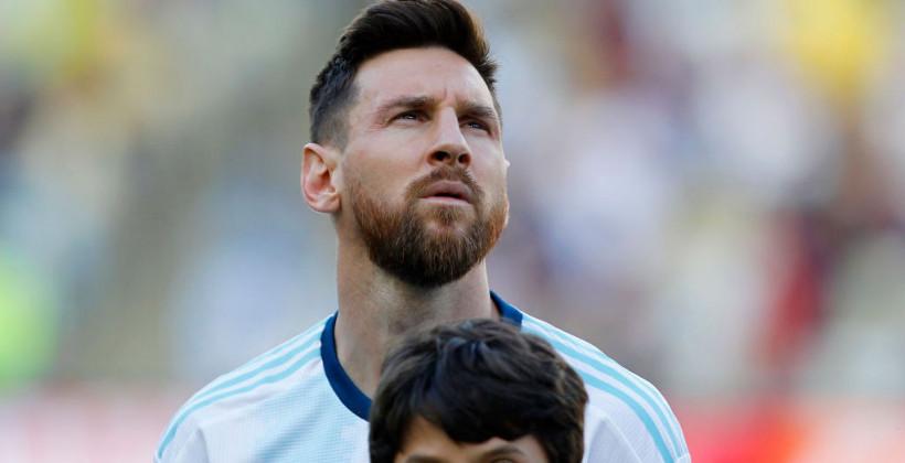 Лионель Месси стал самым результативным футболистом в составе южноамериканских сборных