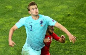 Маттейс Де Лигт не поможет Нидерландам в матче против Украины