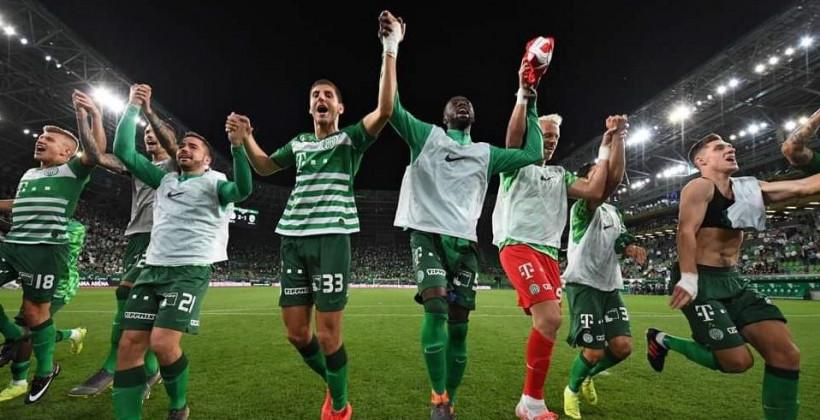 Ференцварош Лига чемпионов