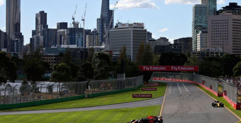 Отменен Гран-при Австралии
