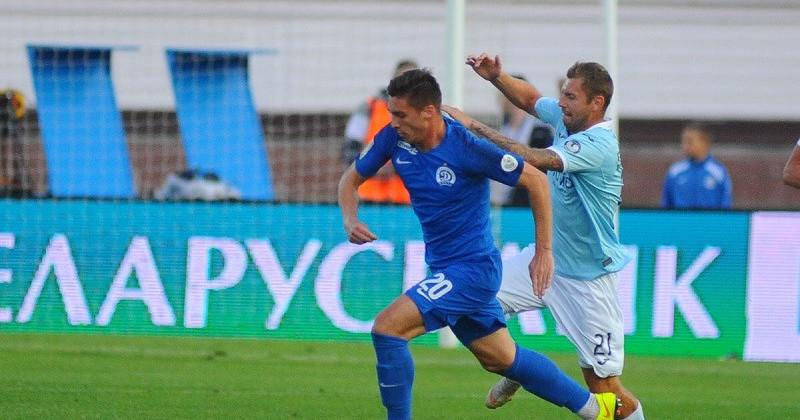 Экс-форвард минского Динамо Дмитрий Билоног отличился дебютным голом за Мариехамн