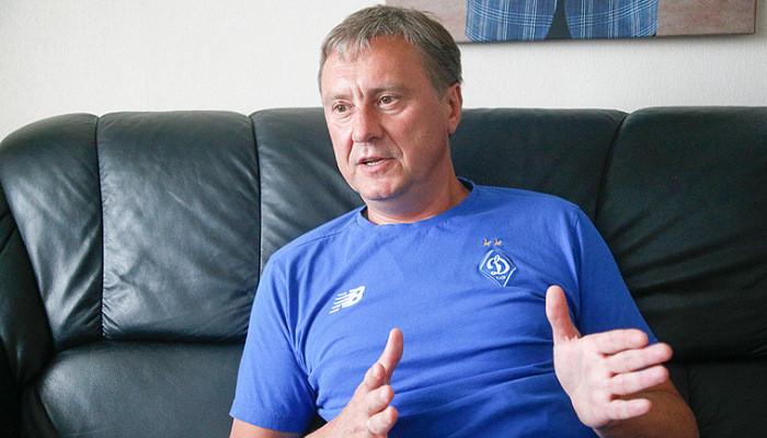 Хацкевич: «Появился Лисакович, но это для меня футболист-загадка»