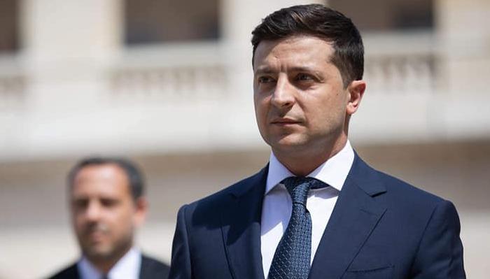 Президент Украины пообщался с игроками сборной накануне матча 1/4 финала Евро-2020