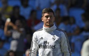 Айнтрахт арендовал Йовича у Реала до конца сезона