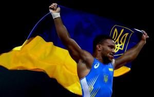 Жан Беленюк стал олимпийским чемпионом по греко-римской борьбе