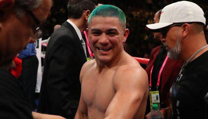 Джозеф Диас стал обладателем титула временного чемпиона WBC в легком весе
