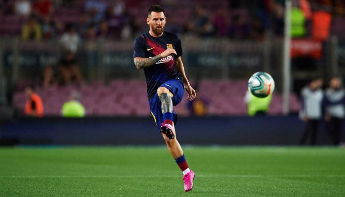Барселона в упорном матче обыграла Валенсию
