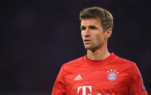В матче с Шальке Томас Мюллер забил 200-й гол в Бундеслиге