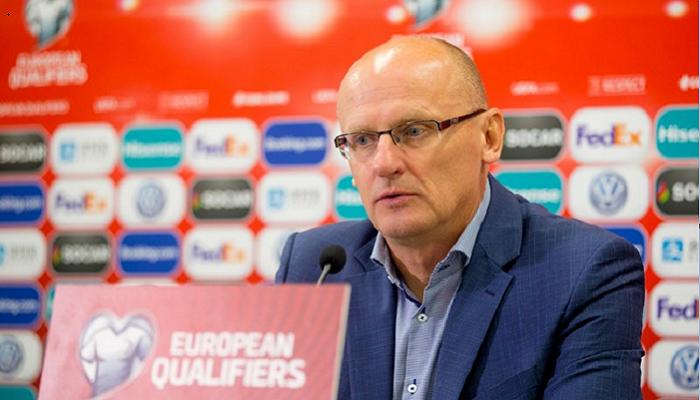 Главный тренер сборной Литвы: «Психологическое состояние коллектива хорошее. Две последние победы действительно добавили уверенности в своих силах»