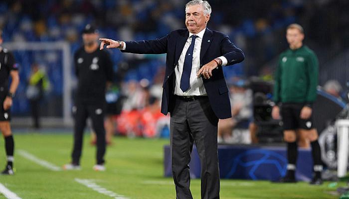 Анчелотти: «Мы проиграли из-за неудачного стечения обстоятельств»