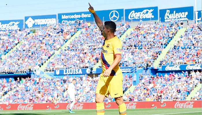 Луис Суарес станет футболистом Атлетико