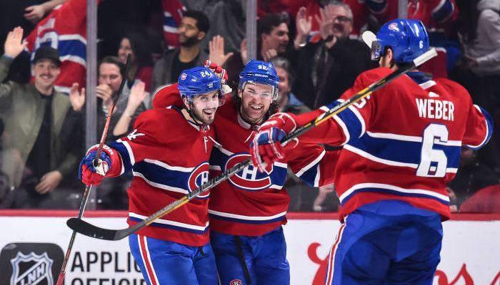Монреаль Канадиенс вышел в финал Кубка Стэнли