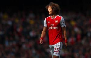 Защитник Арсенала Луис выбыл на неопределенный срок из-за травмы бедра