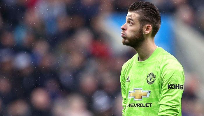 Давид Де Хеа может покинуть Манчестер Юнайтед