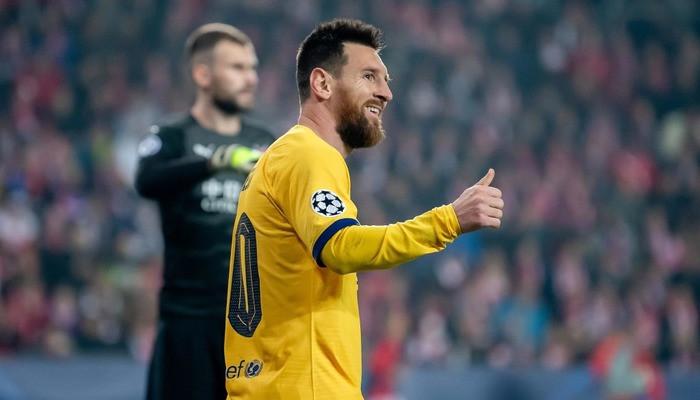 Месси подпишет контракт с Барселоной по прибытию в Испанию