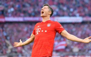Бавария не оставила шансов Боруссии М благодаря хет-трику Левандовски